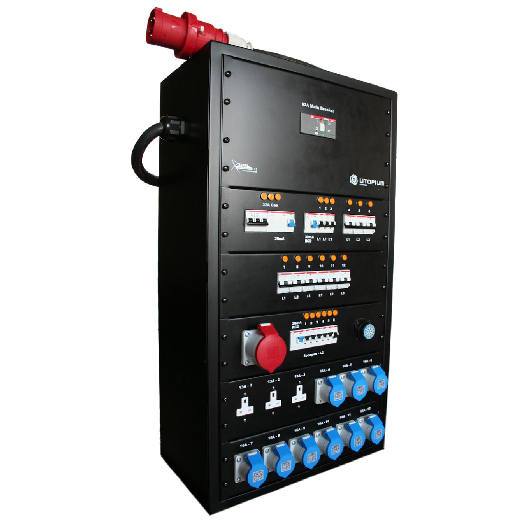 Bespoke Installations - GSL Power Ltd