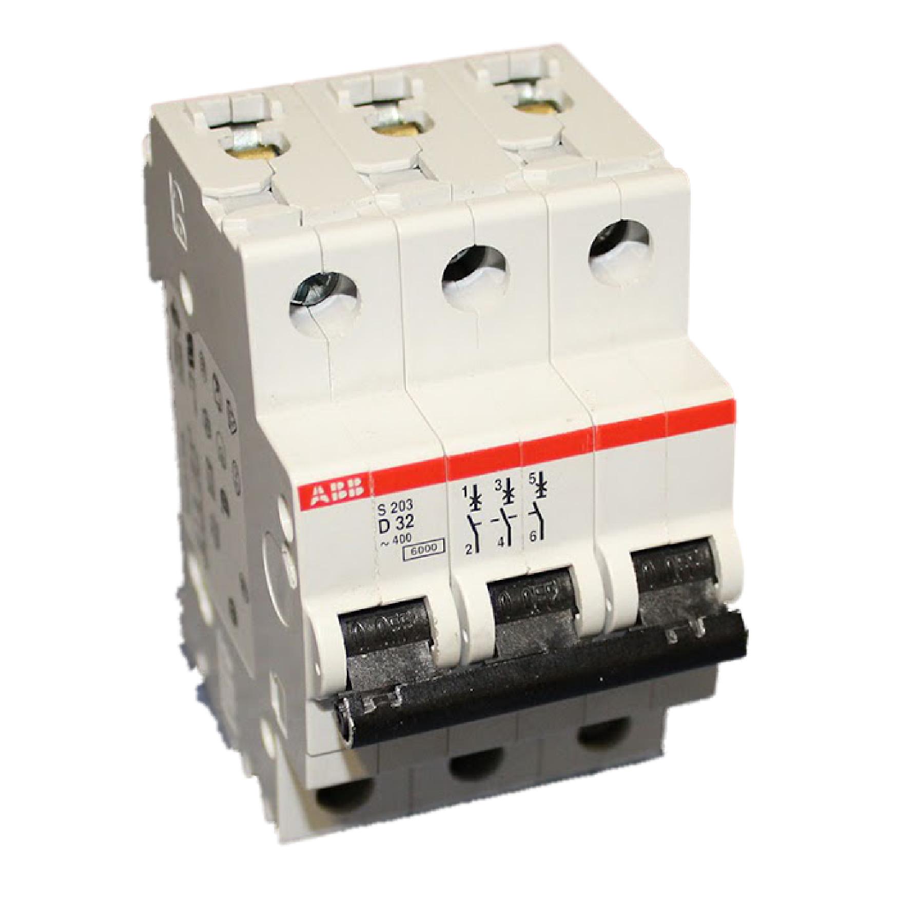 Triple Pole MCB\'s - GSL Power Ltd